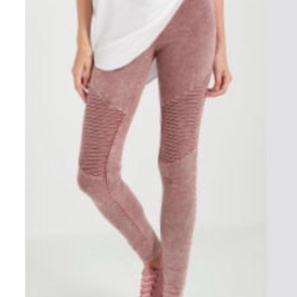 Cotton On Pants Jumpsuits Blush Dakota Leggings Poshmark